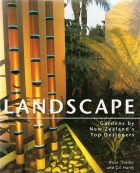 (Published while working for Lucas Associates). Book: 'Landscape - Gardens by New Zealand's Top Designers' by Rose Thodey and Gil Hanly, featuring chapter on Jeremy Head.